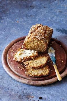 Carrot and oats loaf Easy Weekday Meals, South African Recipes, Our Daily Bread, Bread Rolls, Food Hacks, Food Tips, Bread Baking, Kos, Diet Recipes