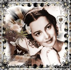 Vintage Vintage Winter, Vintage Christmas, Vintage Art, Vintage Ladies, Olivia De Havilland, Vintage Pictures, Photo Editor, Pin Up, Images