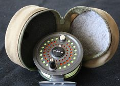 Orvis Battenkill Fly fishing reel by LooLoo2_photos, via Flickr