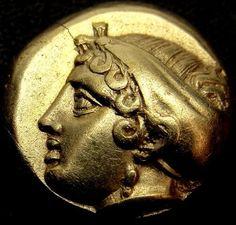 Sappho of LESBOS The first lesbian poet. Gold El hecte Ionia Phocaea ,Phokaia