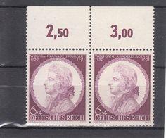 Deutsches Reich 1941 mozart 150.todestag Mi.Nr.810