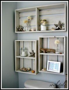 Affordable Bathroom Decor :: Adventures in Decorating's clipboard on Hometalk :: Hometalk