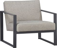specs flax chair  | CB2