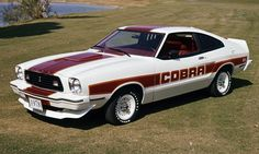 1978 Ford Mustang Cobra