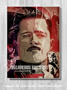 Quentin Tarantino Inspired set of 4 Art prints, The Hateful Eight Print, Inglourious Basterds poster, Django Unchained Art, Pulp Fiction art   DIMENSIONS : 5 x 7 inches 5.5 x 8.5 inches 8 x 10 inches 8.5 x 11 inches 10 x 13 inches 11 x 14 inches 11 x 17 inches 12.25 x 16.25 inches [ Fit to Ikea Ribba 40 x 50 cm with mat ] 18 x 24 inches 24 x 36 inches A5 [ 5.8 x 8.3 inches ] A4 [ 8.3 x 11.7 inches ] A3 [ 11.7 x 16.5 inches ] A2 [ 16.5 x 23.4 inches ] A1 [ 23.4 x 33.1 inches ]  SEE MOVIE…