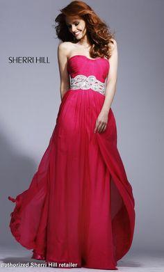 Sherri Hill 3501 Sherri Hill Collection