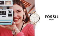 Sign up for Fossil's newsletter and get 25% off! You'll be the first to see the season's newest arrivals, hear about upcoming sales and special offers, and experience all that's happening in the Fossil world! #FossilStyle #Fossilpromo