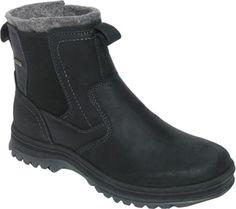 Rockport Men's World Explorer Waterproof Chelsea Boot - Black Leather Boots Buy Shoes, Men's Shoes, Black Chelsea Boots, Slip On Boots, Boots Online, Black Leather Boots, Winter Boots, Products, Man Shoes