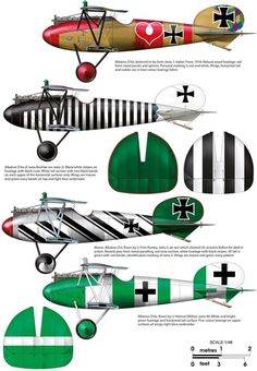 Black White Stripes, Red And White, Ww1 Soldiers, White Wings, Metal Panels, Fighter Aircraft, World War I, Plastic Models, Boats