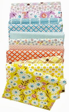 Red Pepper Quilts: Sunday Stash #200 Kiki Parfait and DS Quilts - Croquet