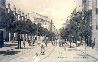 San Andrés en 1900.