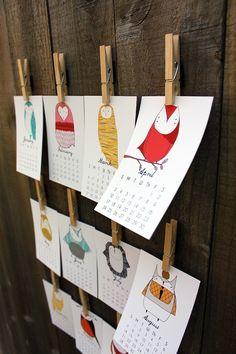 Uil kalender