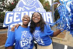 Panthers! #GSU Slideshow: Kickoff 2012 — Georgia State University