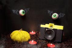 Lomography, Diana, Have Fun, Mood, Halloween, Spooky Halloween