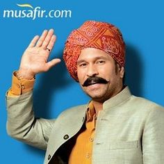 Sachin Tendulkar as brand ambassador.