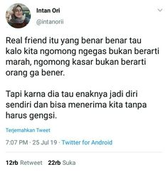 Bff Quotes, Text Quotes, Qoutes, Love Quotes, Funny Quotes, Quotes Lucu, Quotes Galau, About Twitter, Simple Quotes
