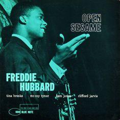 Freddie Hubbard, Blue Note 4040 #opensesame #bluenote