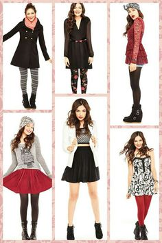 Bethany Mota clothing line outfits<3