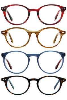 on trend eyeglasses  Glasses for round face
