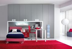 modern rooms design ideas for kids and teenagers