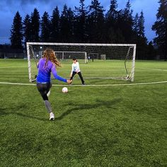 you can't score without a goal | ivivva parkroyal