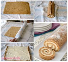 Havuçlu tarçınlı rulo pasta | Mutfak | Pek Marifetli!