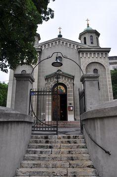 Beograd-Srbija, saborna crkva