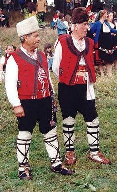 Bulgarian Folk Costumes - Trakia (Thrace) region