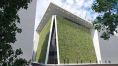 Museo de jardin vertical - Noticias de Arquitectura - Buscador de Arquitectura