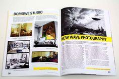 MagSpreads - Magazine Design and Editorial Inspiration: TUBA Magazine - Nina Gregier Design Agency, Logo Design, Sydney, New Wave, Branding, Graphic Design Posters, Magazine Design, Studio, Editorial