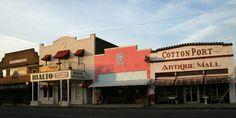 Antique Alley! West Monroe, Louisiana