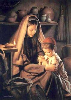 Mother Marry & Jesus