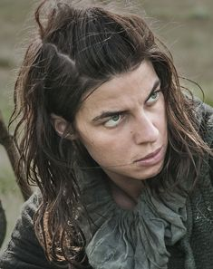 """Osha is a recurring character in the first, second, third and sixth seasons. She is played by guest star Natalia Tena and debuts in """"A Golden Crown."""" Osha is a woman of the Free Folk (or """"wildling""""), now in service to House Stark of Winterfell. Osha successfully escorted Rickon Stark to Last Hearth to seek refuge with House Umber but they were eventually betrayed by Smalljon Umber. Osha is a wildling spearwife, one of the """"Free Folk"""" who live north of the Wall. Like other wildlings, she..."""