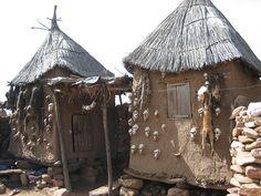 Hogan house, Mali | Therese Lee / Flickr - Photo Sharing!