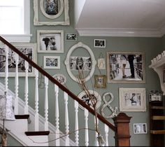 stair collage  Love this one!