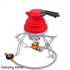 Camping Kettle - outstanding choice. Must check out...
