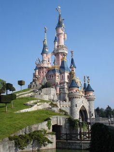 sleeping beautys castle - Google Search