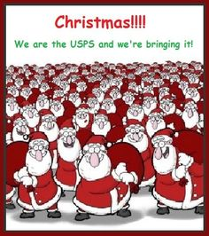 usps christmas this is how we feel at jasper post office christmas mail christmas humor - Post Office Christmas Eve