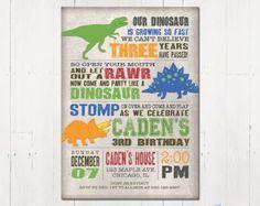Dinosaur Party Package Dinosaur Birthday by StyleswithCharm