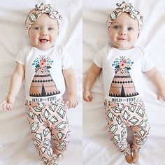 2016 NEW Fashion Details about Newborn Infant Baby Girl Floral Romper Jumpsuit Outfits Sunsuit Clothes #aliexpress