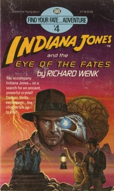 The adventures of Indiana Jones does not begin and end with the movies. On the contrary, there are a ton of books and games out there that place Indy in harm's way, all in the name of collecting, well, just about every ancient artifact known to man. Here are ten of his most epic adventures you didn't know about.
