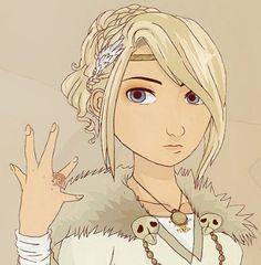 Astrid #Hiccstrid ^.^ <3