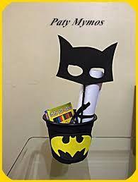 Resultado de imagem para ideias para festa tema batman feita em casa
