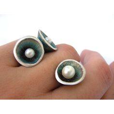 Anemones Ring by Teresa Arana  #indeslab