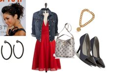 """""""Date Night"""" by alainab2231 on Polyvore"""