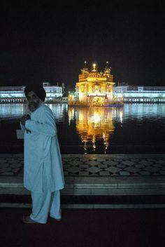 Templo dorado. Amritsar. India.