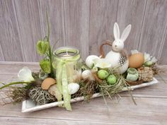 Door wreath Christmas door wreaths real fir Christmas wreath Christmas decoration Door decoration Christmas wreaths Christmas decoration - This soft colored Easter table decoration brings a touch of spring and a pretty candlelight to your - Christmas Door Wreaths, Easter Table Decorations, Christmas Door Decorations, Easter Wreaths, Decoration Table, Deco Floral, Spring Bouquet, Easter Crafts, Silk Flowers