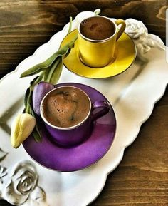 Can I invite you to coffee? Today you smile? I made coffee. I added a spoonful of love and a spoon of self-confidence. Join to drink it with me. Which cup do you choose? Coffee Latte, Coffee Shop, Coffee Cups, Tea Cups, Coffee Is Life, I Love Coffee, Best Coffee, Good Morning Coffee, Coffee Break