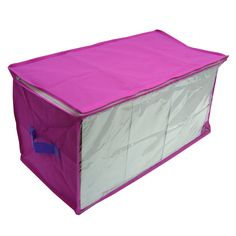 Kids Pink Non Woven Collection Jumbo Bag | Dunelm Mill