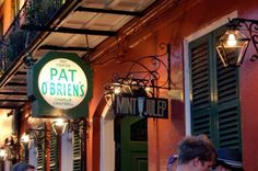 5 Essential Bars For Your First Visit to New Orleans
